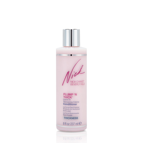 Plump 'N Thick Leave-in Thickening Creme Conditioner 8 fl oz.