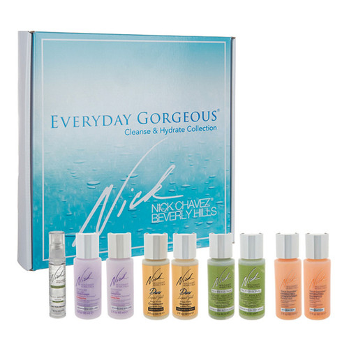 Everyday Gorgeous Shampoo and Conditioner Sampler