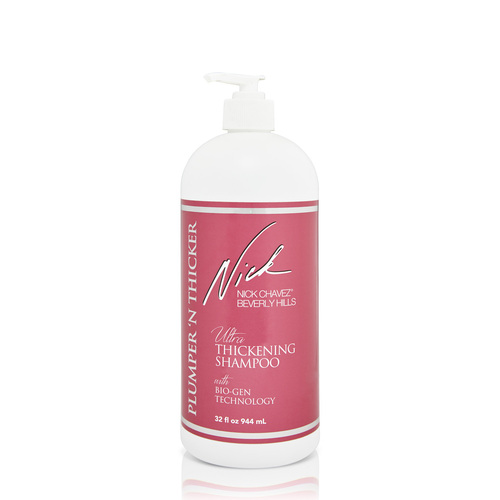 32oz Plumper N Thicker Ultra Thickening Shampoo