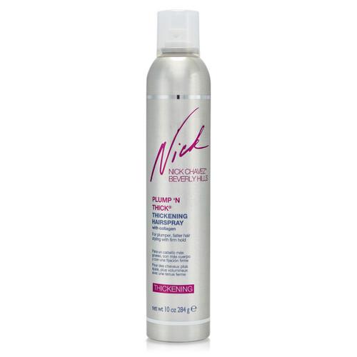 Plump 'N Thick Thickening Hairspray 10oz