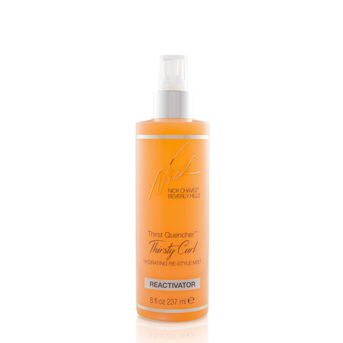 8oz Thirst Quencher Thirsty Curl Hydrating Re-Style Mist