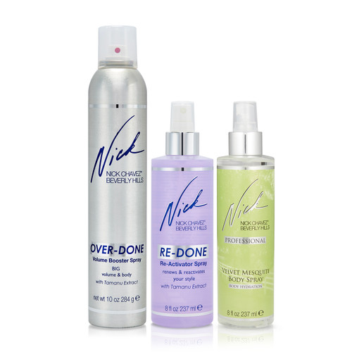 Body & Bounce & Soft Skin Trio