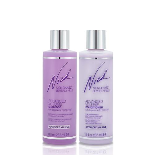 8oz Advanced Volume Shampoo & Conditioner DUO