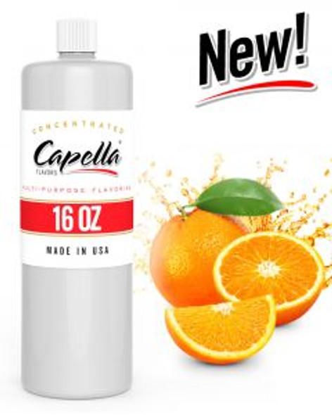 Tangy Orange by Capella