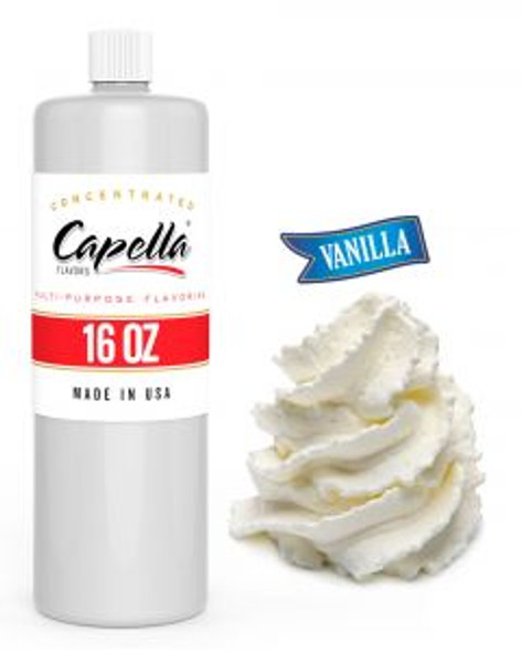 Vanilla Whipped Cream