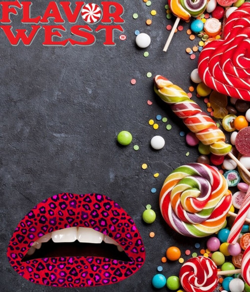 Bubble Gum by Flavor West