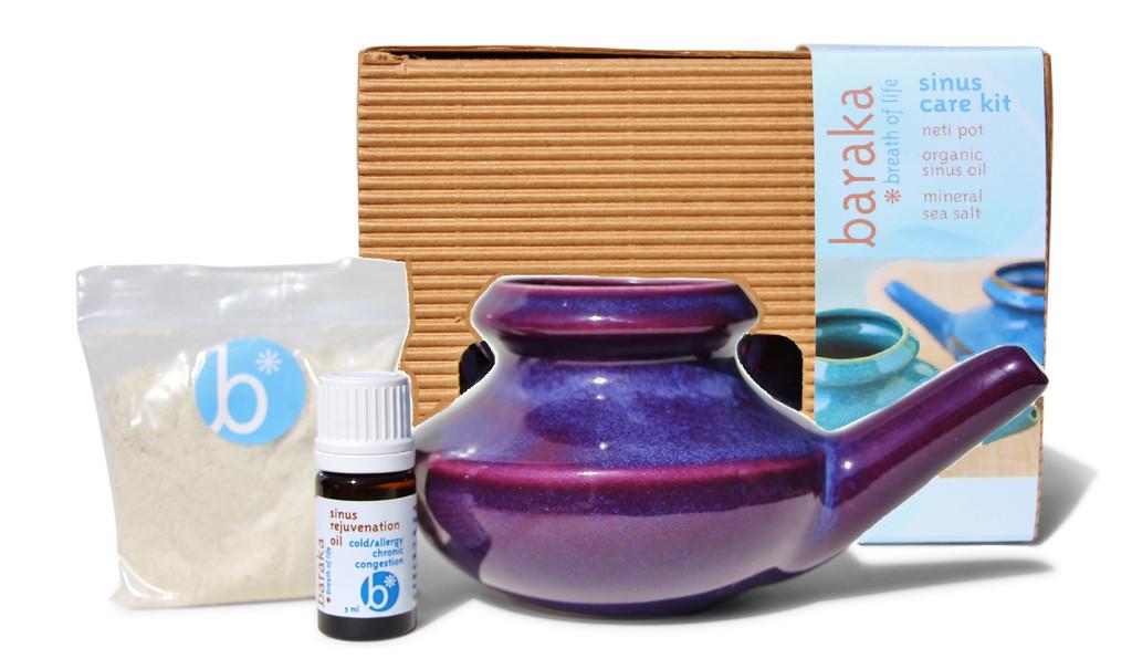Baraka® Sinus Care Kit