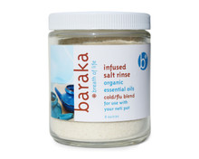 Infused Salt Rinse