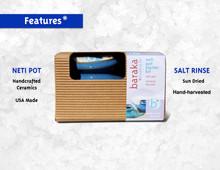 Baraka® Sinus Starter Kit