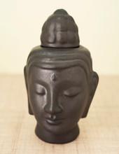 Black Matte Buddha