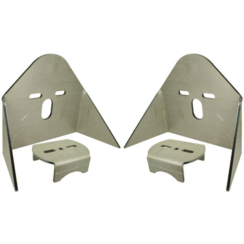 Over Axel Bag Brackets: 01-6003