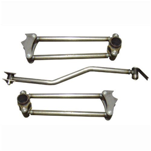 Weld-On Universal Paralell 4-link - 01-ParLink