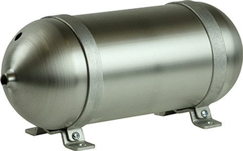 "SPECIALTY SUSPENSION - Seamless Aluminum Air Tank 18"" (3 gallon): SS-ST-18"