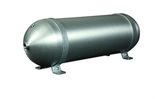 "SPECIALTY SUSPENSION - Seamless Aluminum Air Tank 24"" (4 gallon):  SS-ST-24"