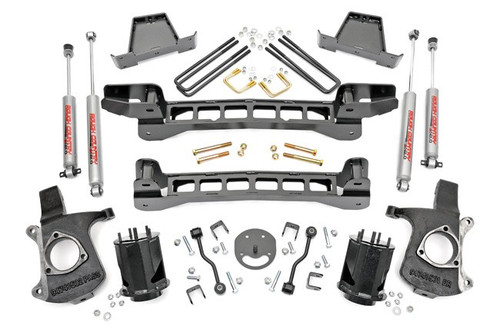 """ROUGH COUNTRY - 1999-2006 GM 1500 2WD 6"""" LIFT KIT: 23420"""