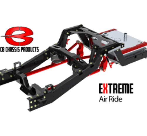 CBC PRO - 63-72 Extreme Rear Kit - 1012-EN