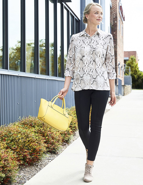 Ponte Basic Leggings