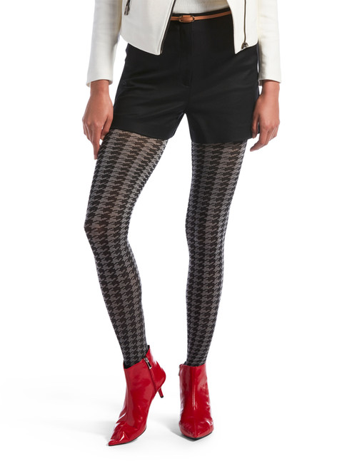 Houndstooth Tight