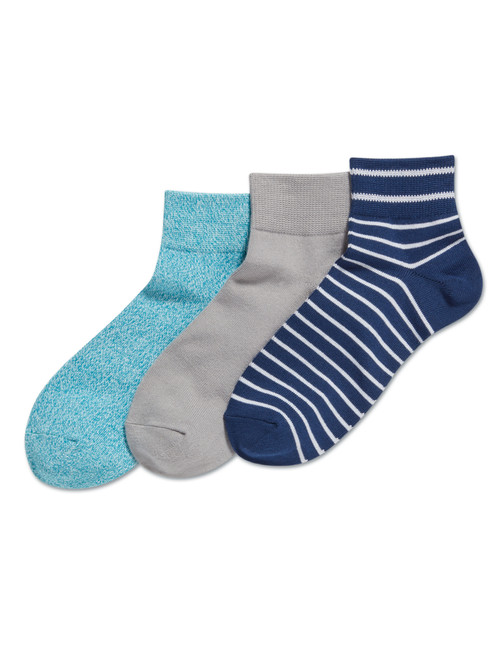 Super Soft Ankle 3 Pair Pack