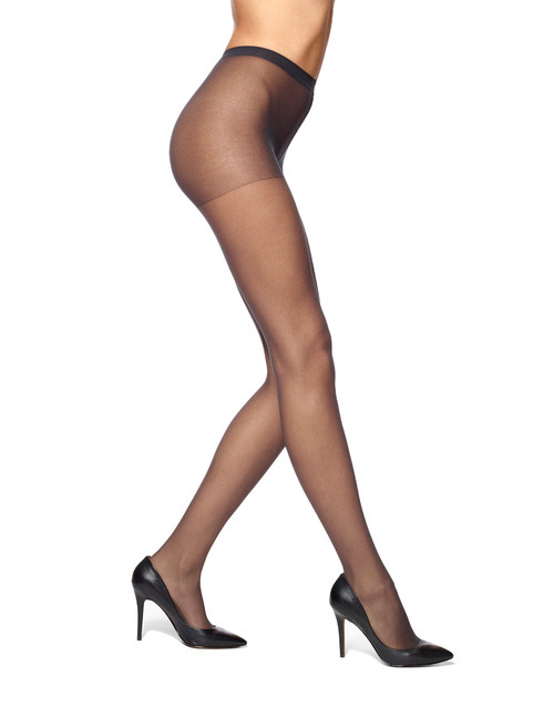 Sheer To Waist Pantyhose with Reinforced Panty and Toe