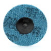 Scotch-Brite™ Roloc™ Surface Conditioning Disc, SC-DR, A/O Very Fine, TR, 3 in, SPR 014182O