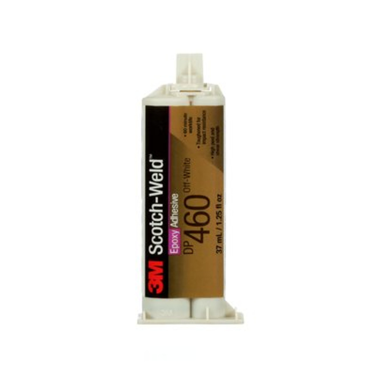 3M™ Scotch-Weld™ Epoxy Adhesive DP460 Off-White, 200 mL