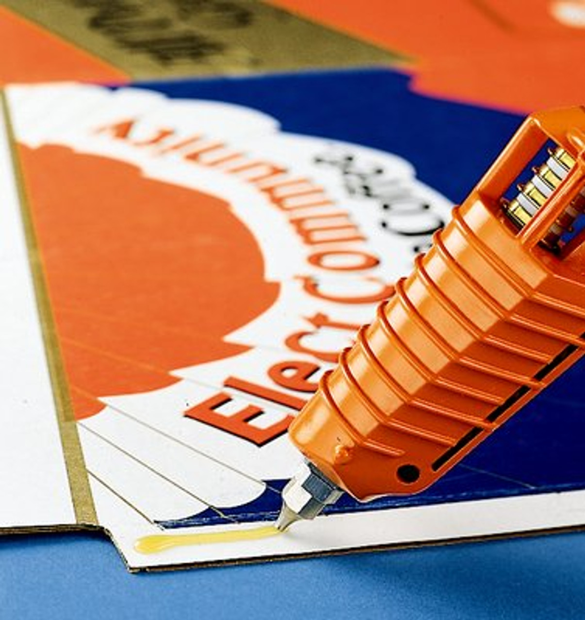 3M™ Scotch-Weld™ Hot Melt Adhesive 3762 Q Tan, 5/8 in x 8 in