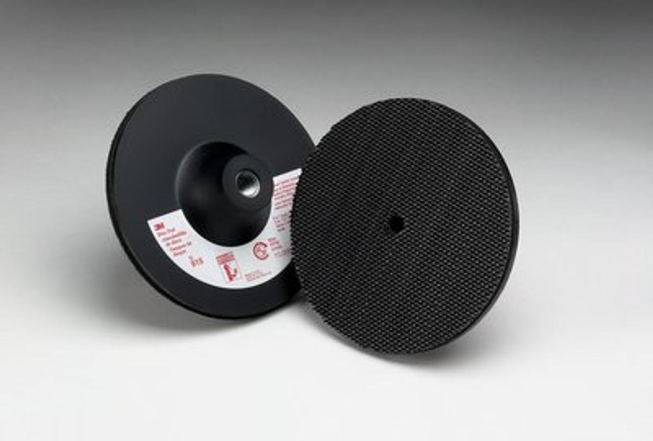 3M™ Disc Pad Holder 915, 5 in x 1/8 in x 3/8 in 5/8-11 Internal, 1 per case
