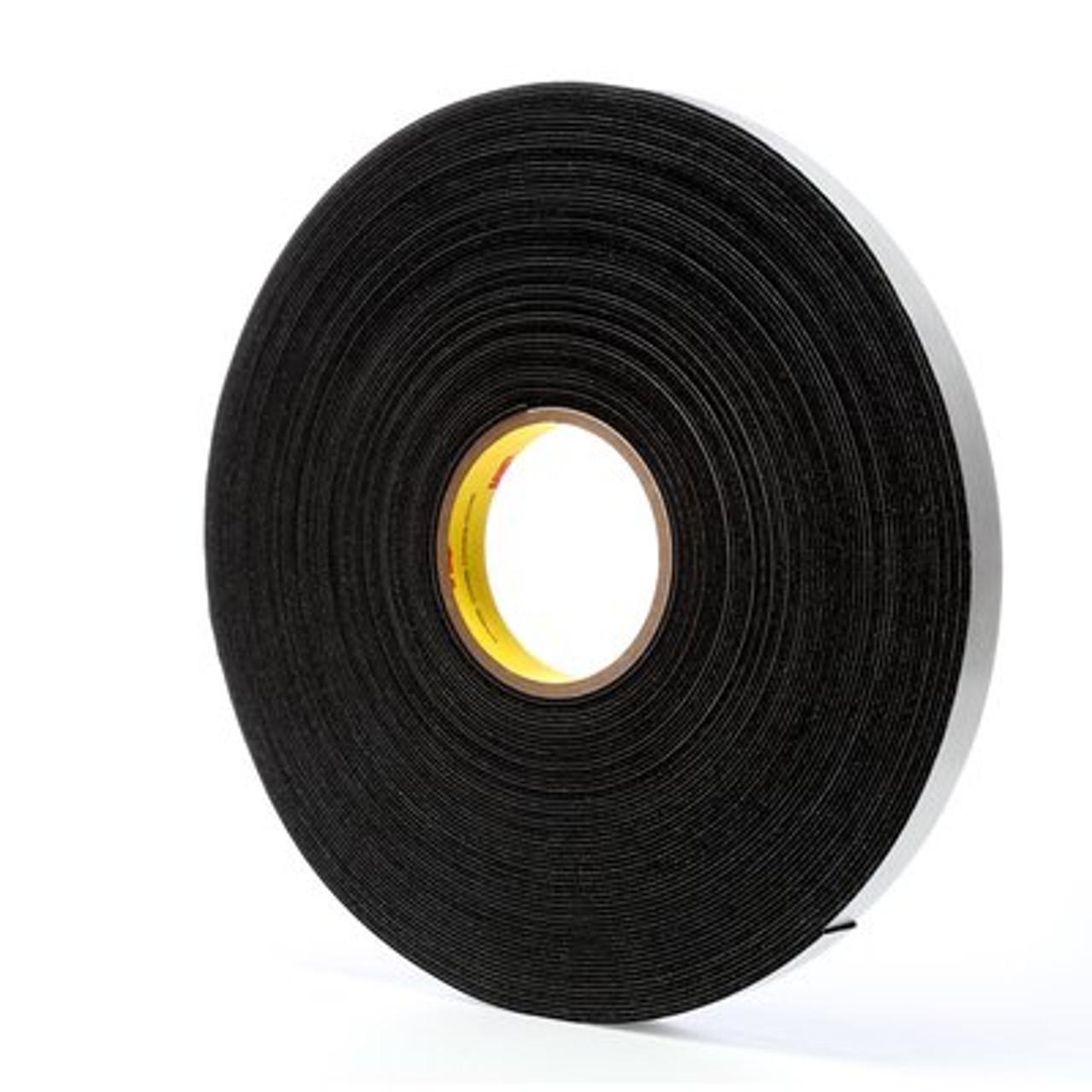 3M™ Vinyl Foam Tape 4516 Black, 3/4 in x 36 yd
