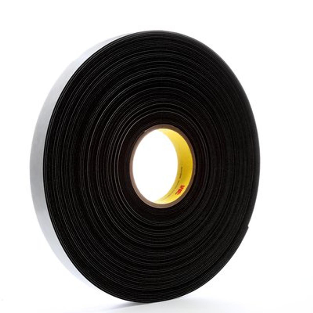 3M™ Vinyl Foam Tape 4516 Black, 1 in x 36 yd