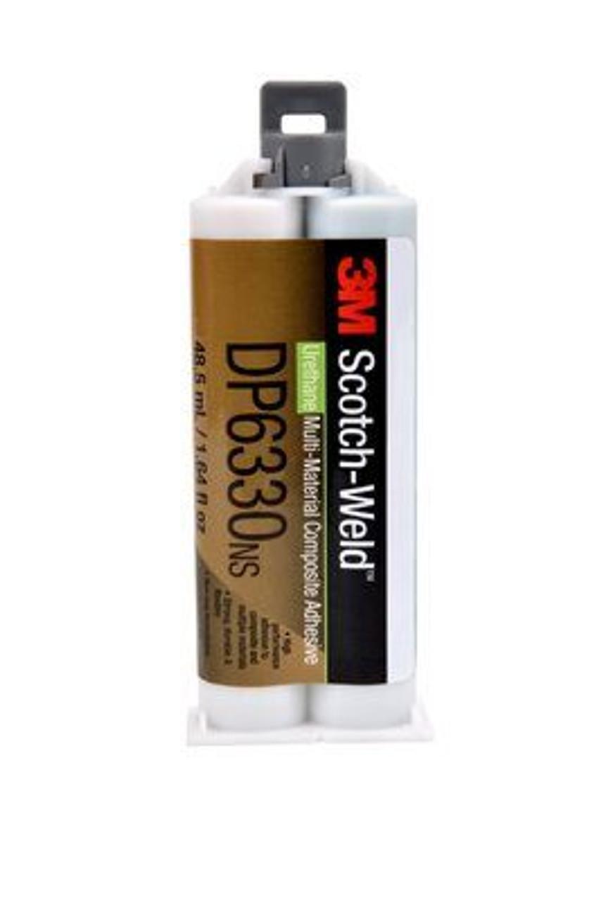 3M™ Scotch-Weld™ Composite Urethane Adhesive DP6330NS, Green, 48.5 mL Duo-Pak, 12/case