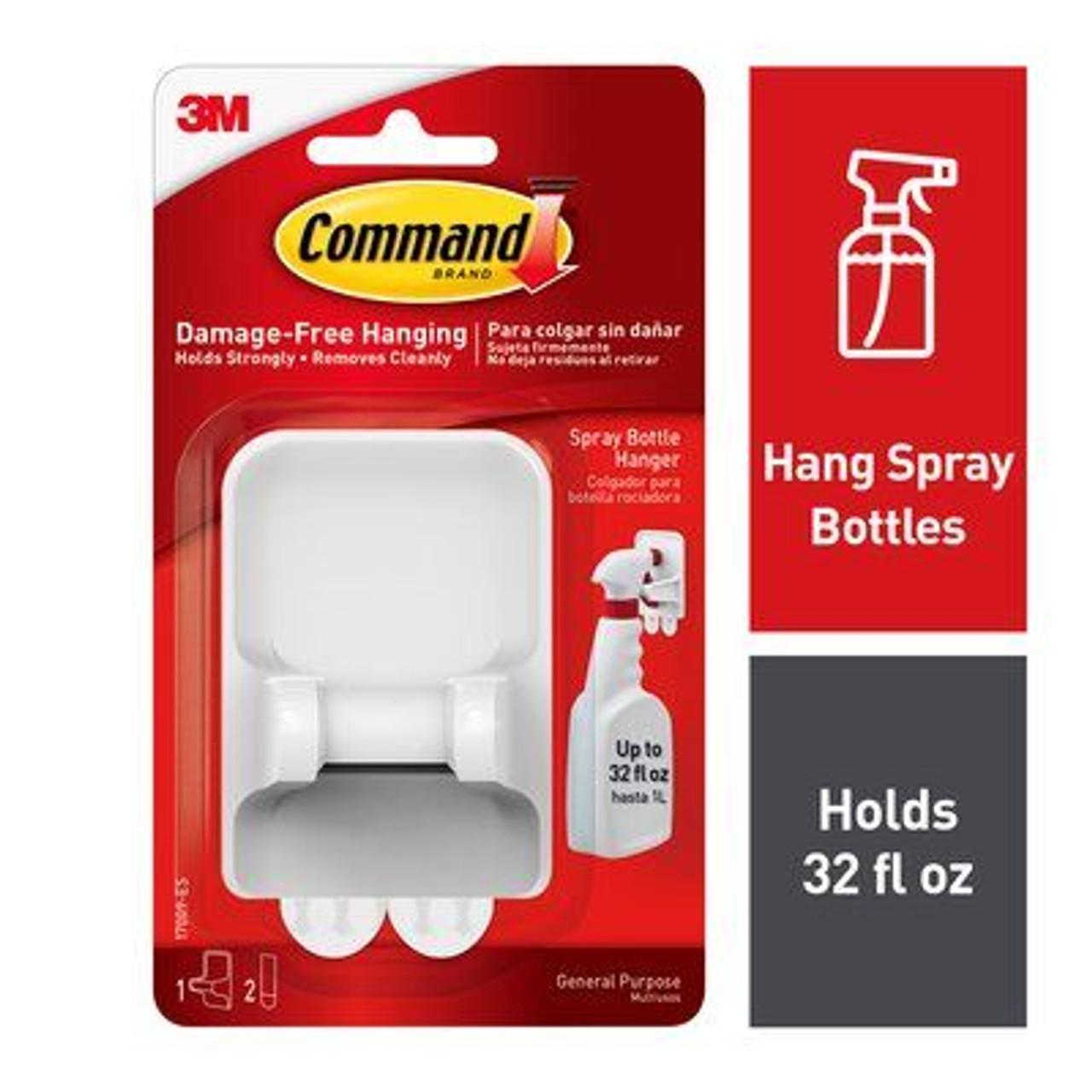 Command™ Spray Bottle Hanger 17009-ES