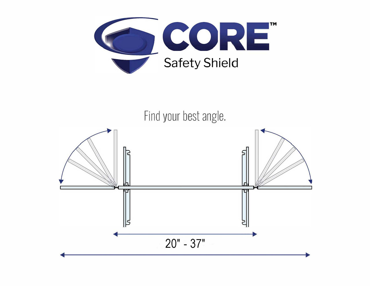 CORE™ Safety Shield