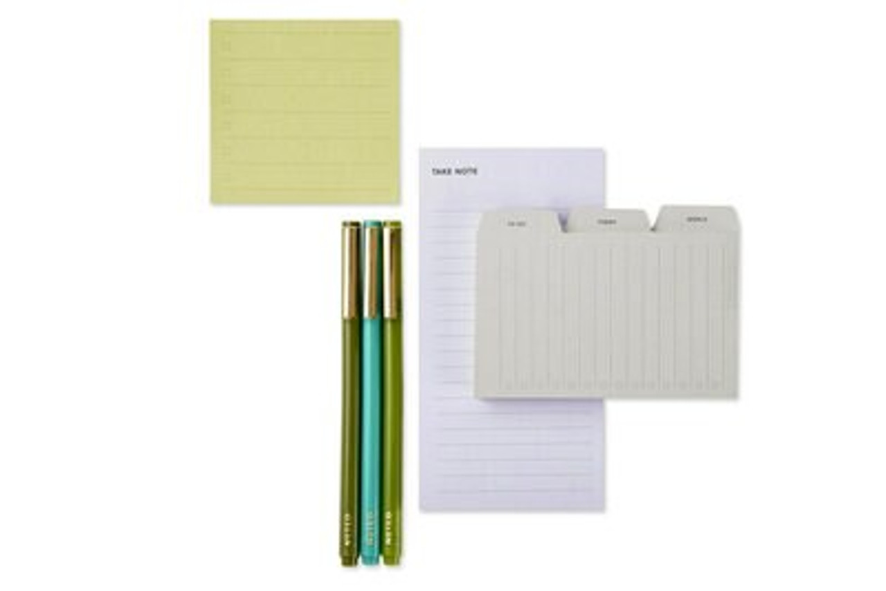 Post-it® Printed Notes NTD-LGSET-GRN