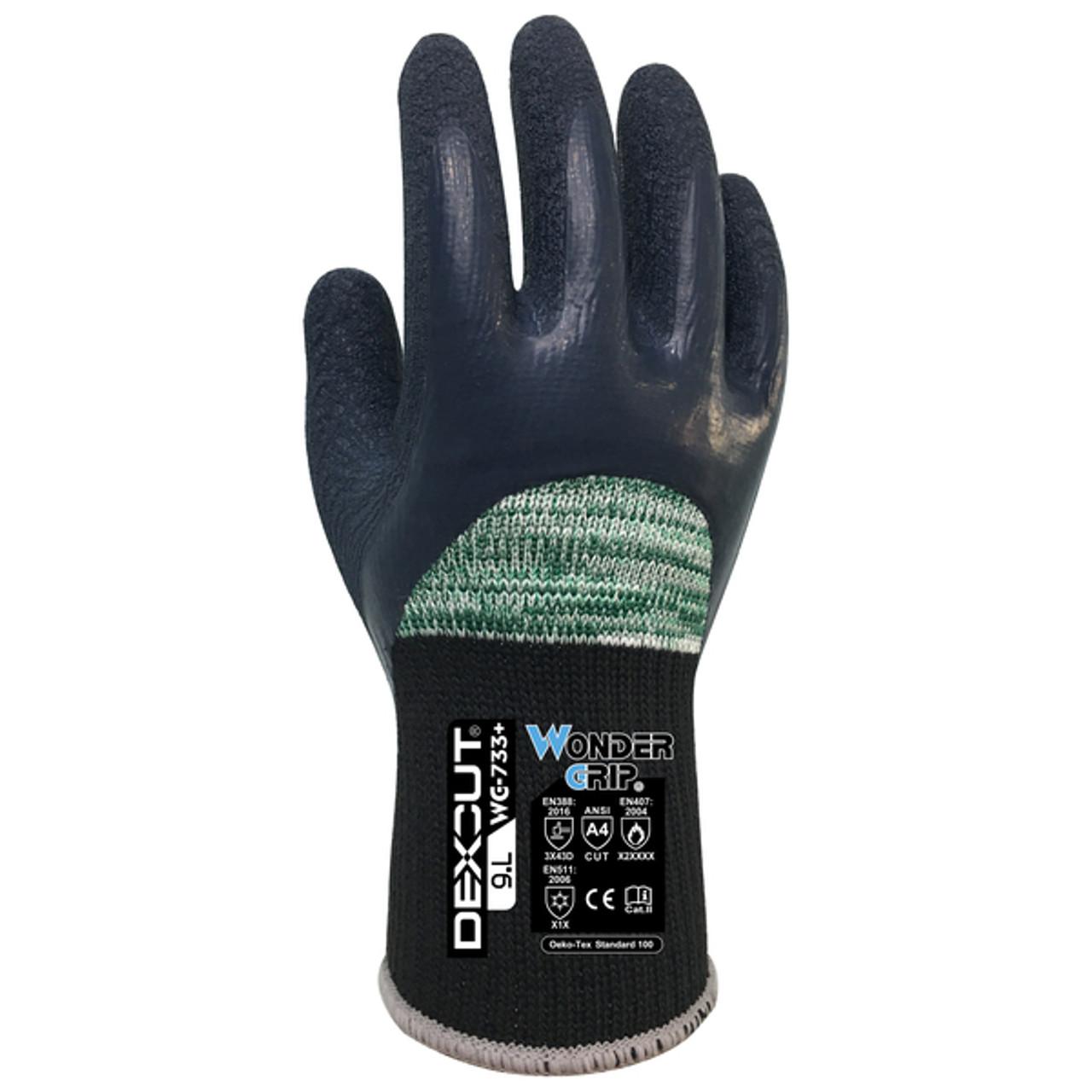 Wonder Grip® WG-733+  DEXCUT®