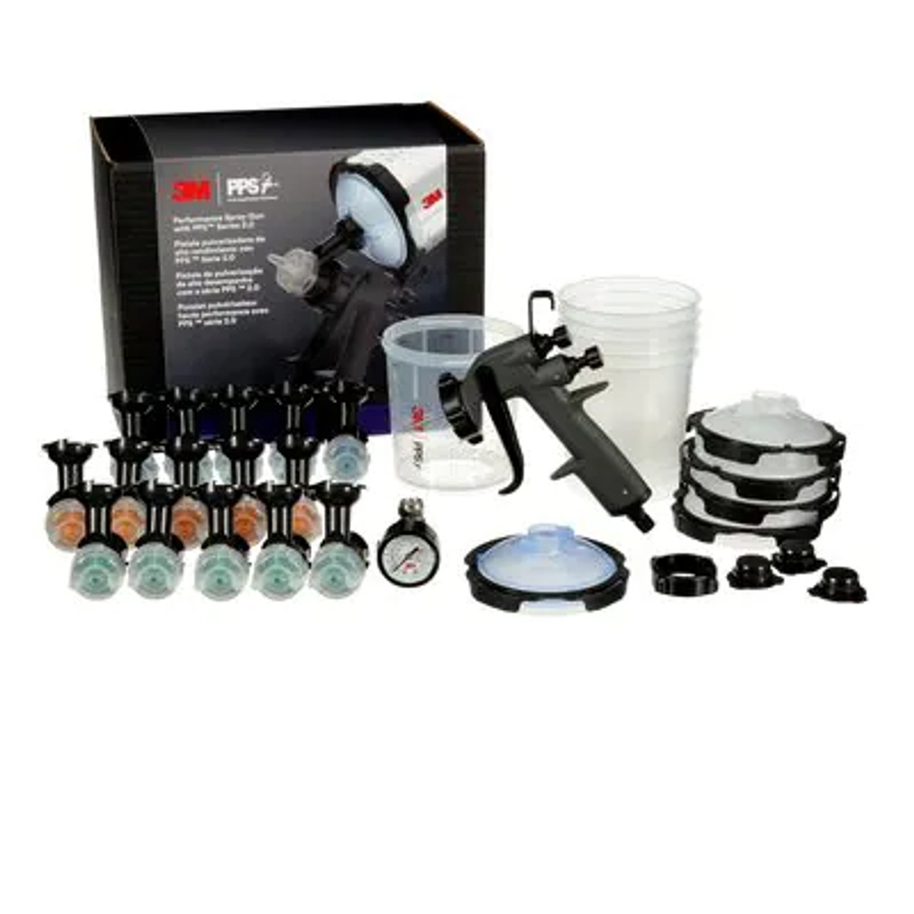 3M™ Performance Spray Gun System with PPS™ 2.0 26778