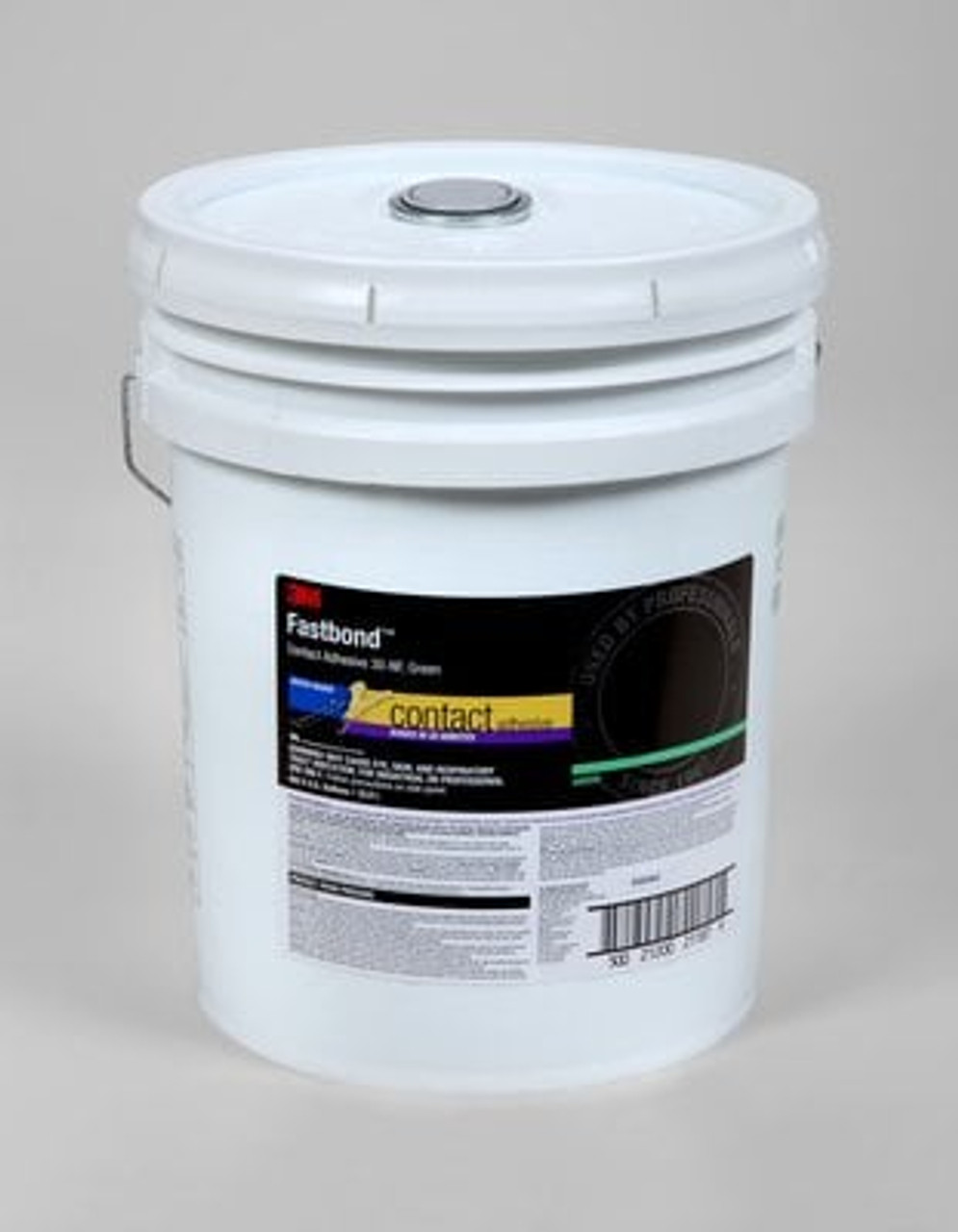 3M™ Fastbond™ Contact Adhesive 30NF, Green, 5 Gallon Drum