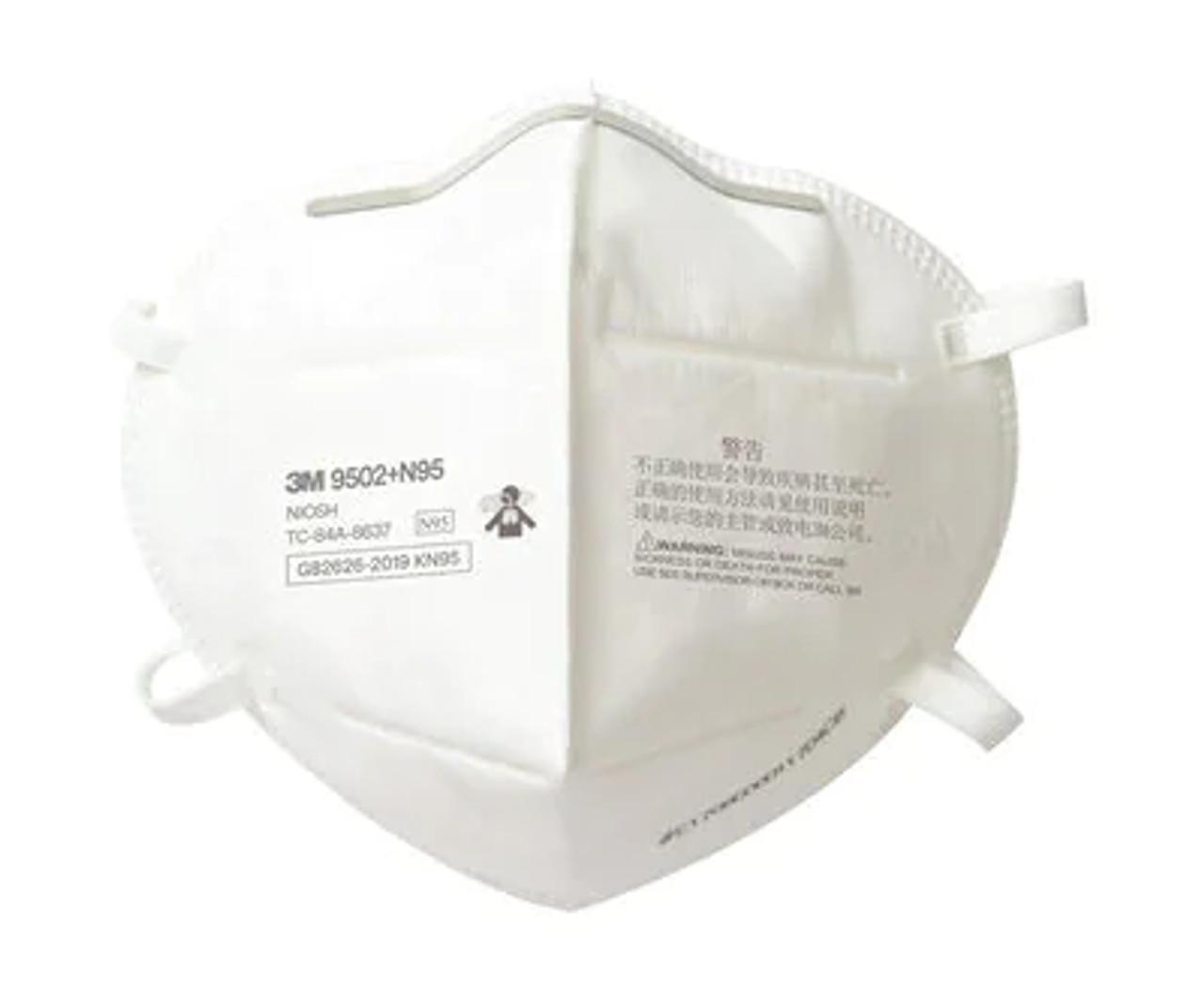 3M™ Particulate Respirator 9502+N95