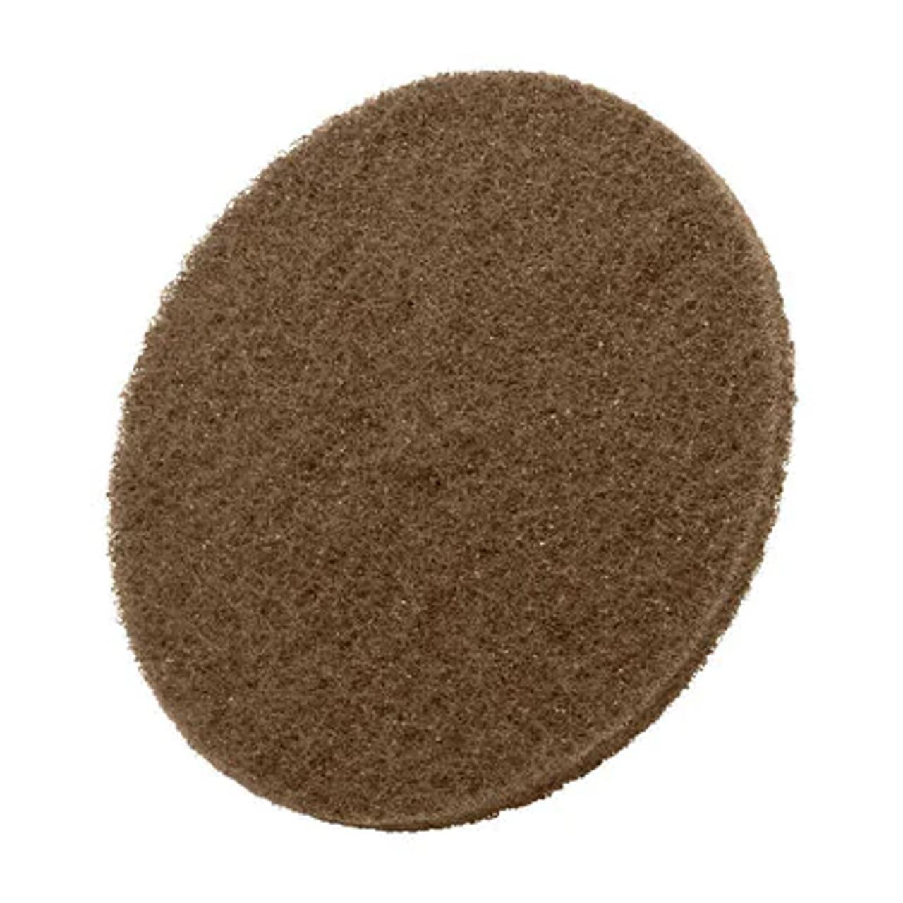 Scotch-Brite™ Hookit™ Cut and Polish Disc, CP-HA, A/O Medium, 6 in x NH