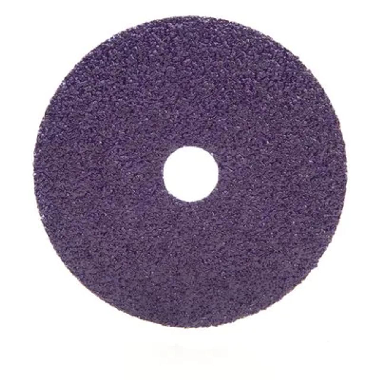 3M™ Cubitron™ II Abrasive Fibre Disc, 33413, 5 in x 7/8 in (125mm x 22mm), 36+
