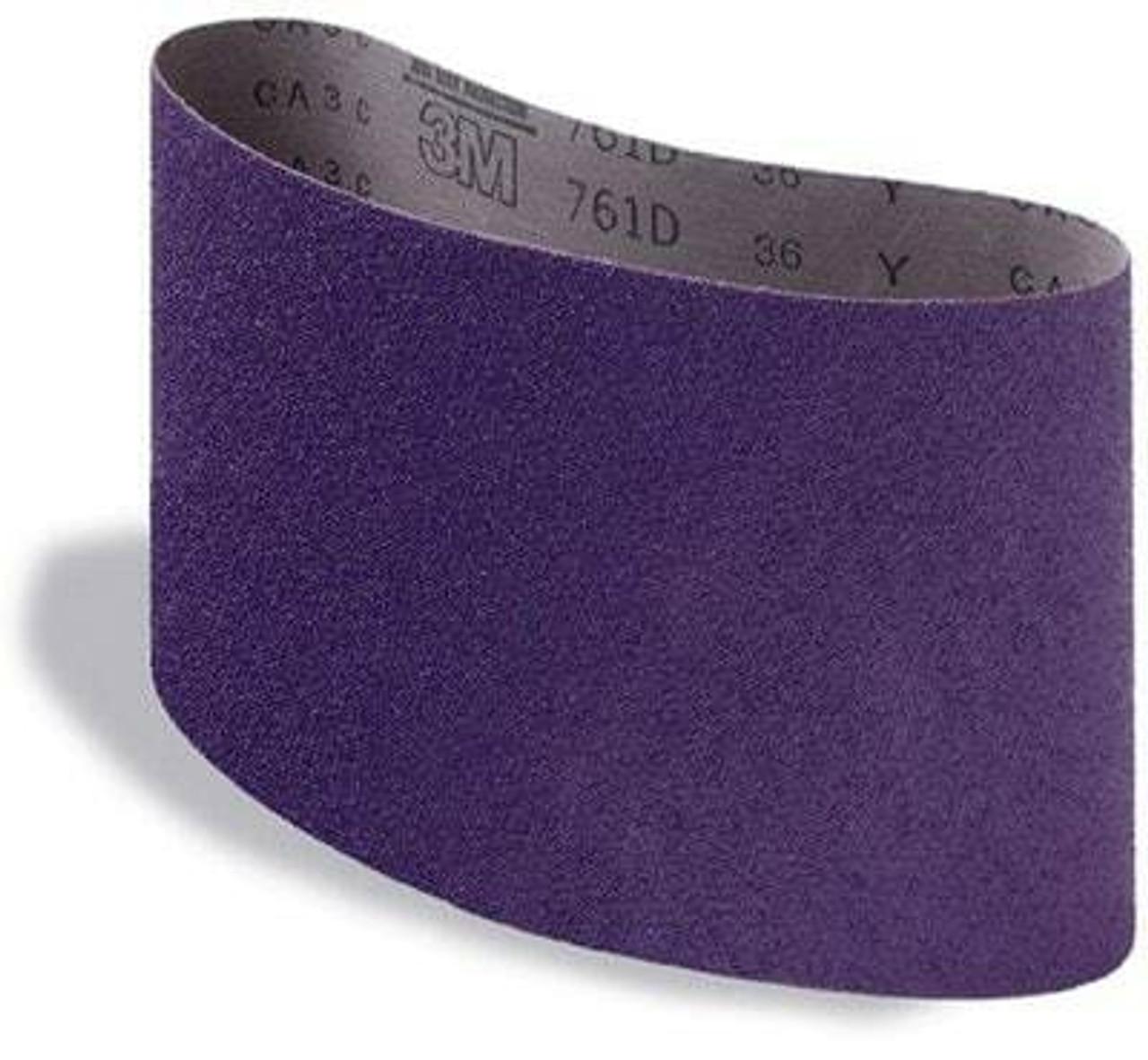 3M™ Regalite™ Resin Bond Cloth Belt 04147, 7.875 in x 29.5 in 80Y Grit