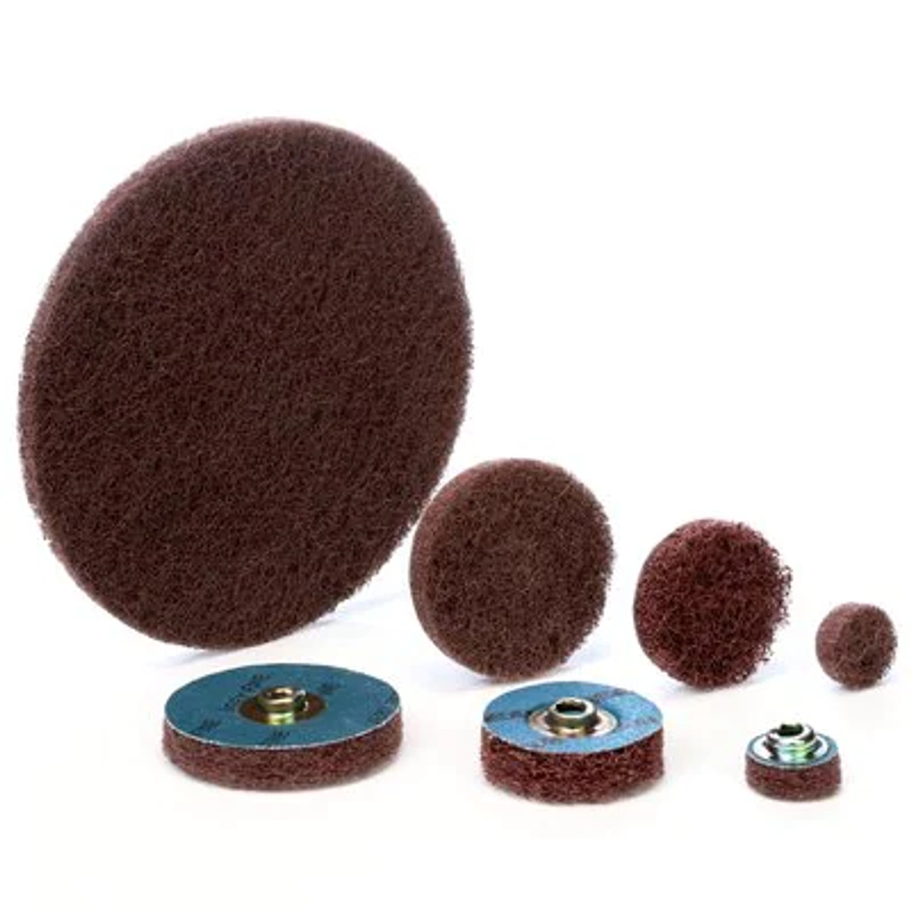 Standard Abrasives™ Buff and Blend HS Disc, 860706, 6 in x 1/2 in A CRS