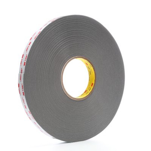 3M™ VHB™ Tape RP45, Gray, 3/4 in x 36 yd, 45 mil