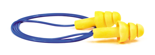 3M™ E-A-R™ UltraFit™ Corded Earplugs 340-4004, Hearing Conservation, in Poly Bag, 400 PR/Case
