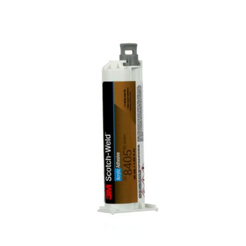 3M™ Scotch-Weld™ Acrylic Adhesive DP8405NS Green, 45 mL, 12 per case