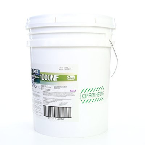 3M™ Fast Tack Water Based Adhesive 1000NF, Purple, 5 Gallon Pail, 1 per case *Price is per gallon*