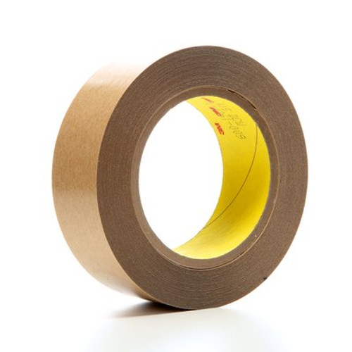 3M™ Double Coated Tape 415 Clear, 1 1/2 in x 36 yd 4.0 mil