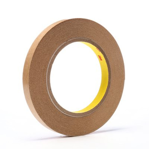 3M™ Adhesive Transfer Tape 465 Clear, 1/2 in x 60 yd 2.0 mil