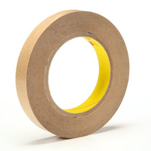 3M™ Adhesive Transfer Tape 465 Clear, 3/4 in x 60 yd 2.0 mil