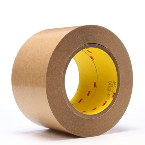 3M™ Adhesive Transfer Tape 465 Clear, 3 in x 60 yd 2.0 mil